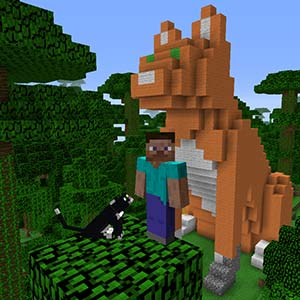 Minecraft How To Build Stampy S Big Dog House